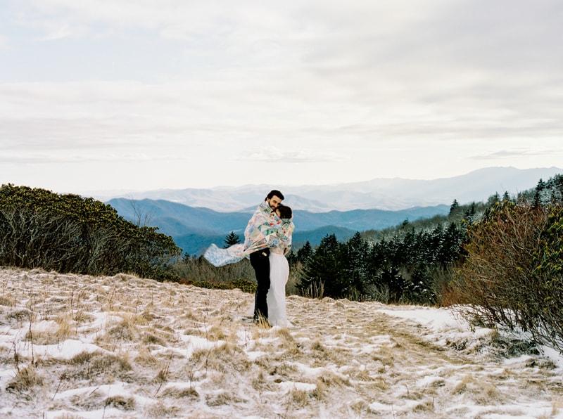 roan mountain elopement