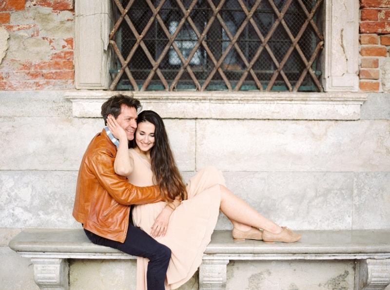 venice italy engagement photos
