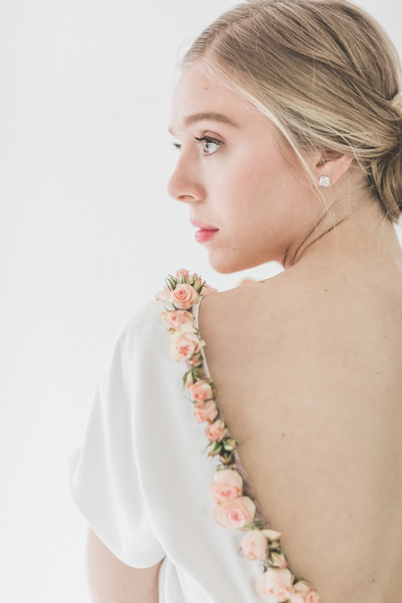 ballet inspired styled shoot
