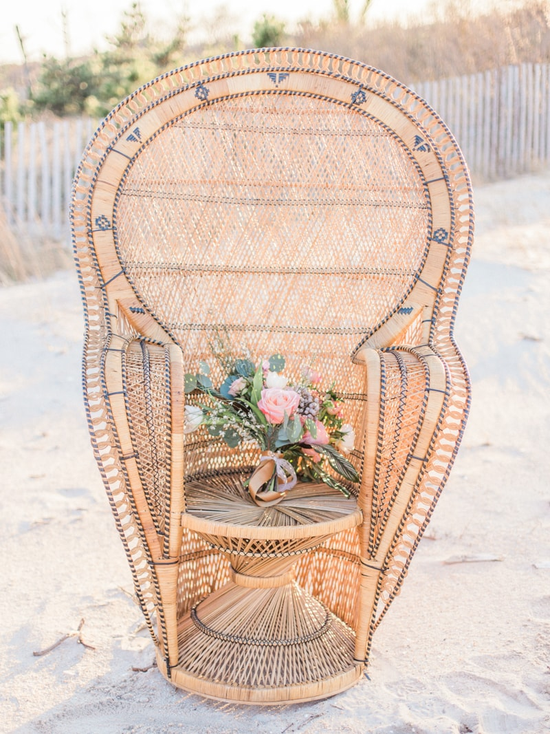 coastal styled shoot