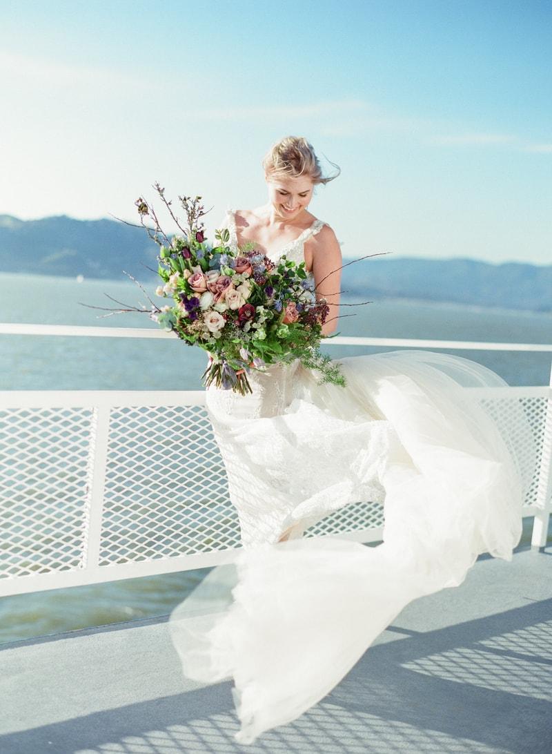 hornblower california wedding