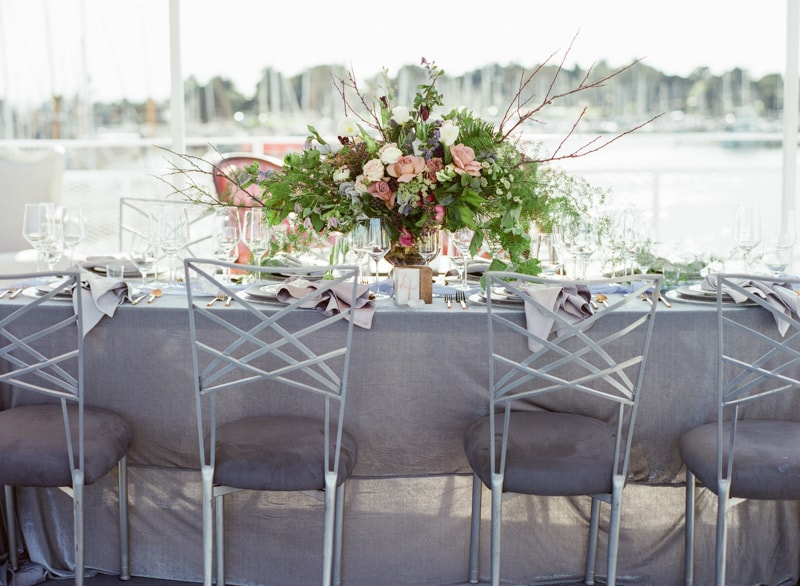 hornblower california wedding