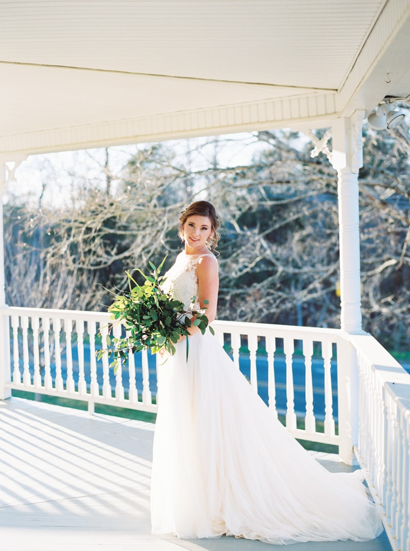 Historic Home Bridal Inspiration