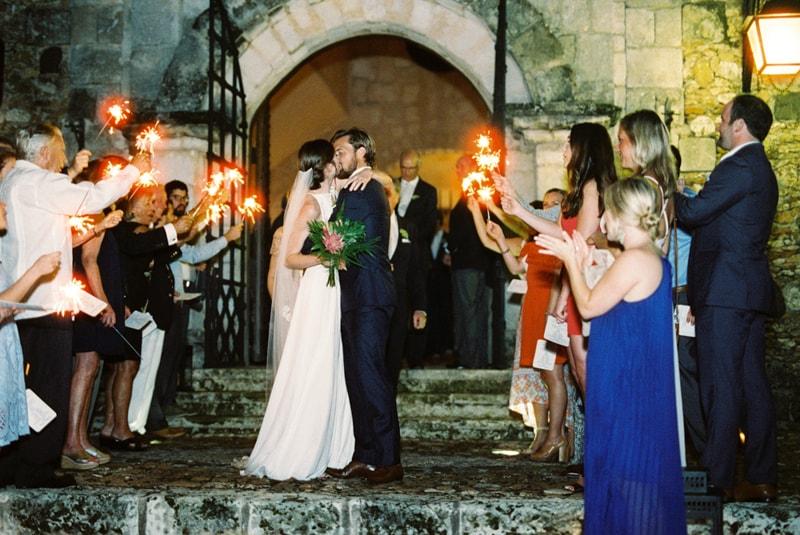 La Romana wedding