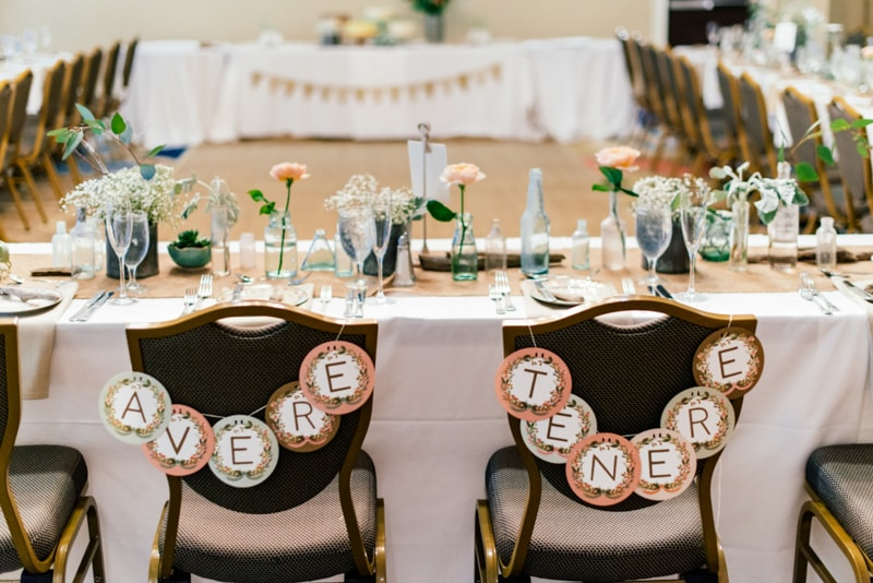 Head Table Ideas Trendy Bride Fine Art Wedding Blog Planning