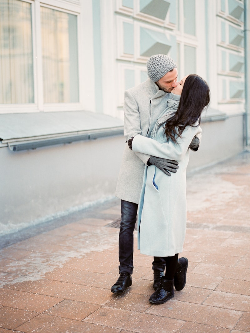 moscow engagement photos