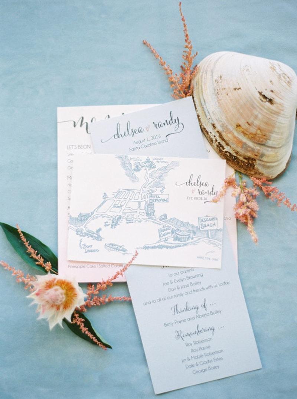 Pretty Invitations - Wedding Ideas — Trendy Bride - Fine Art ...
