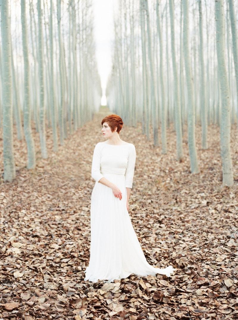 Oregon bridal portraits