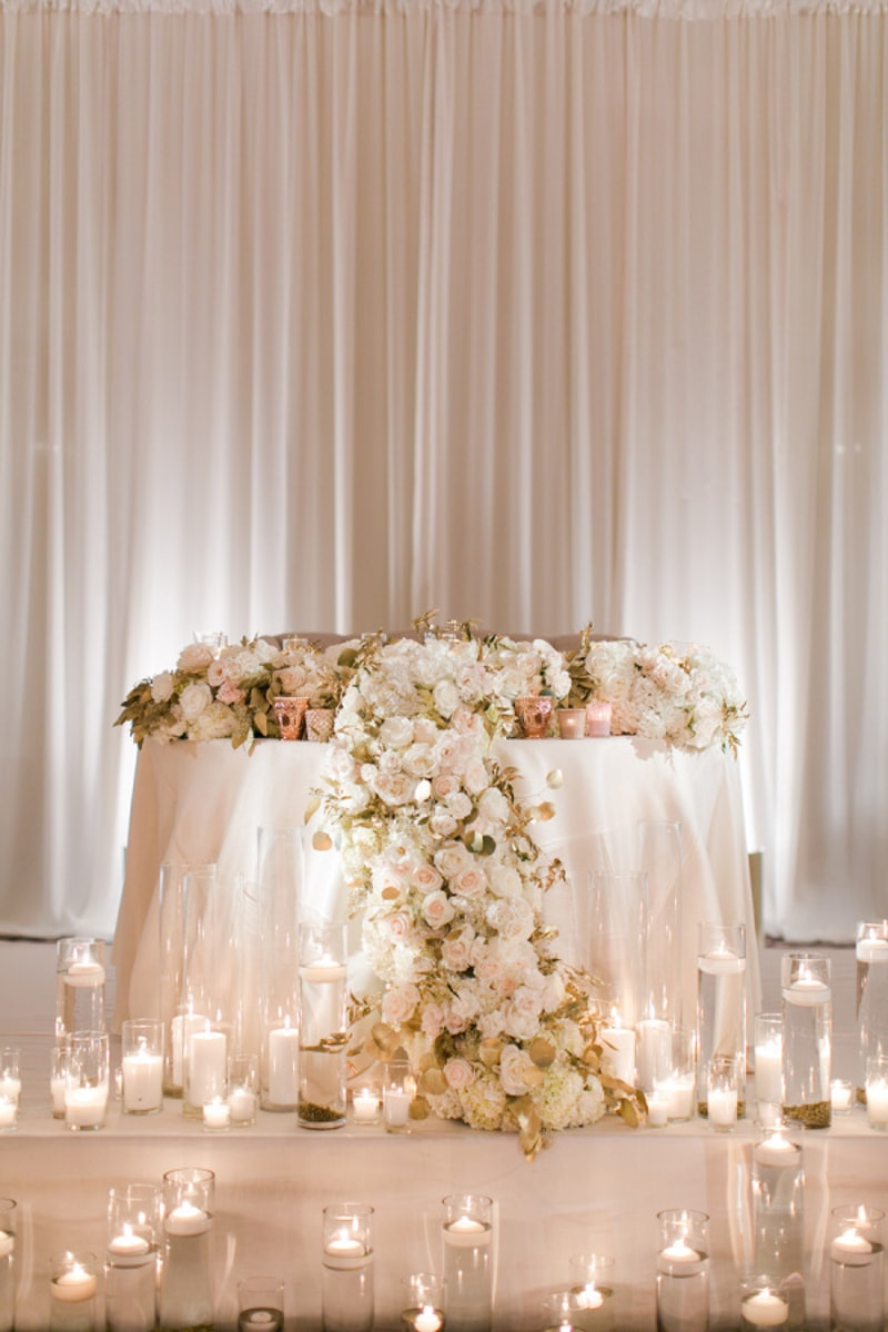 Sweetheart Table Ideas Trendy Bride Fine Art Wedding