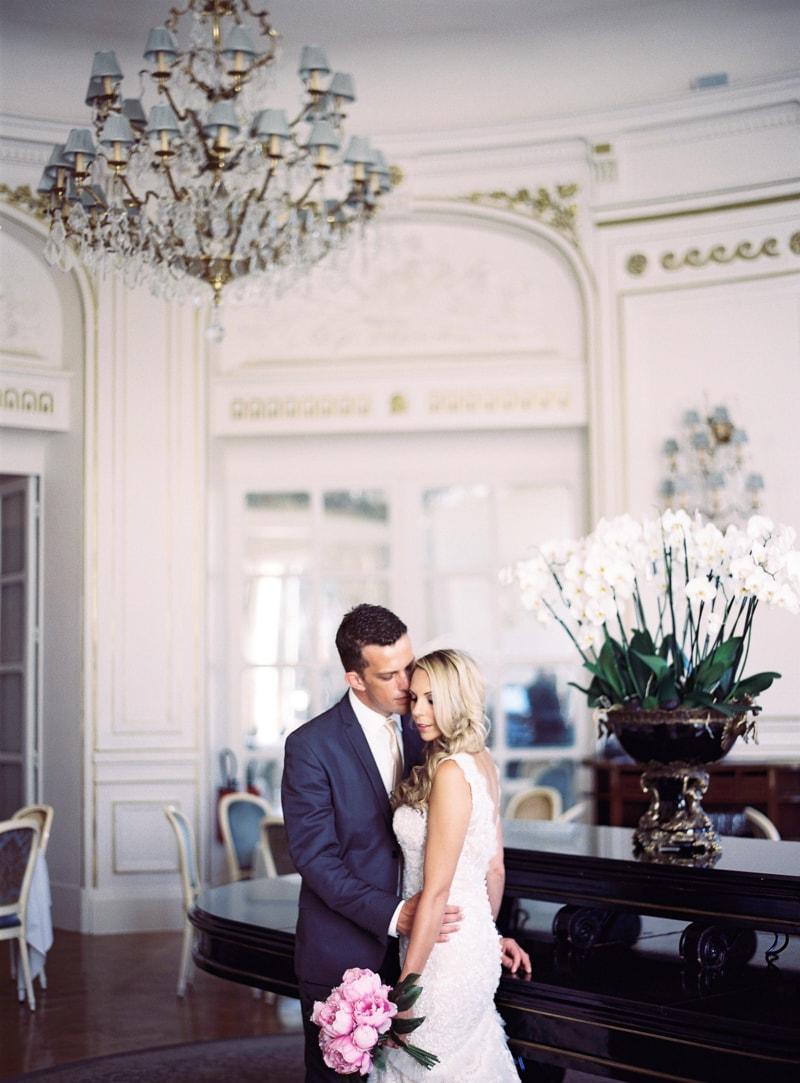 Paris christian wedding