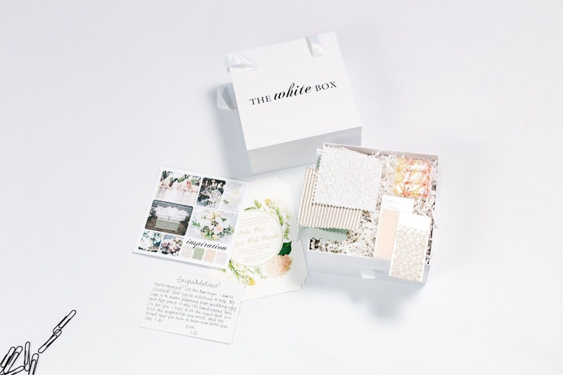 The White Box Wedding Planner Trendy Bride Fine Art Wedding