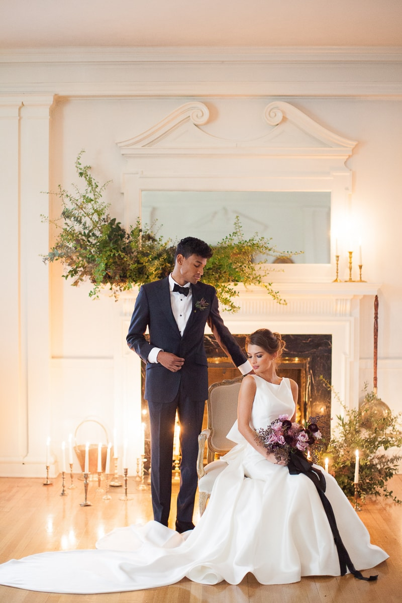 christmas elopement