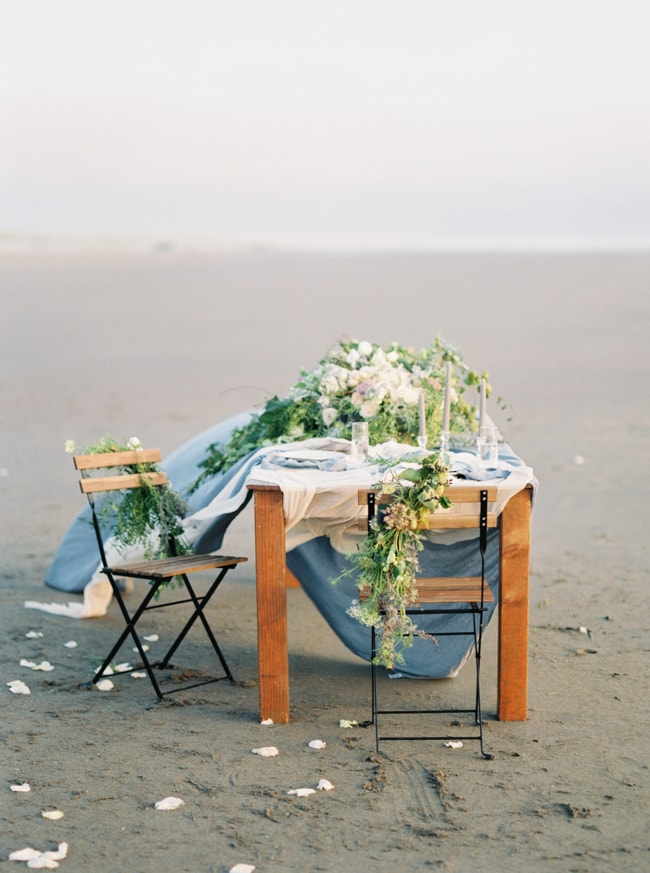 oregon styled shoot