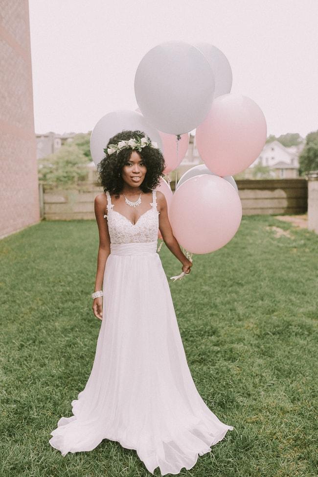black bride