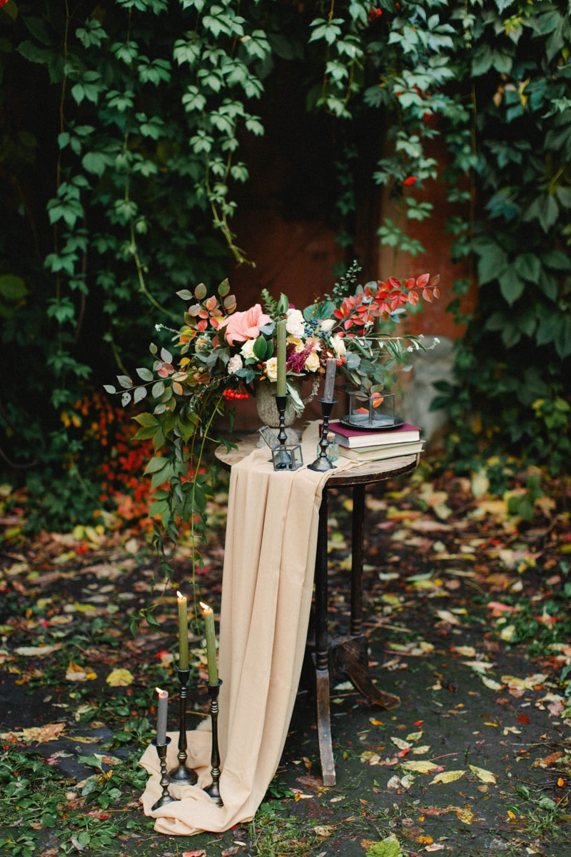 styled shoot Russia