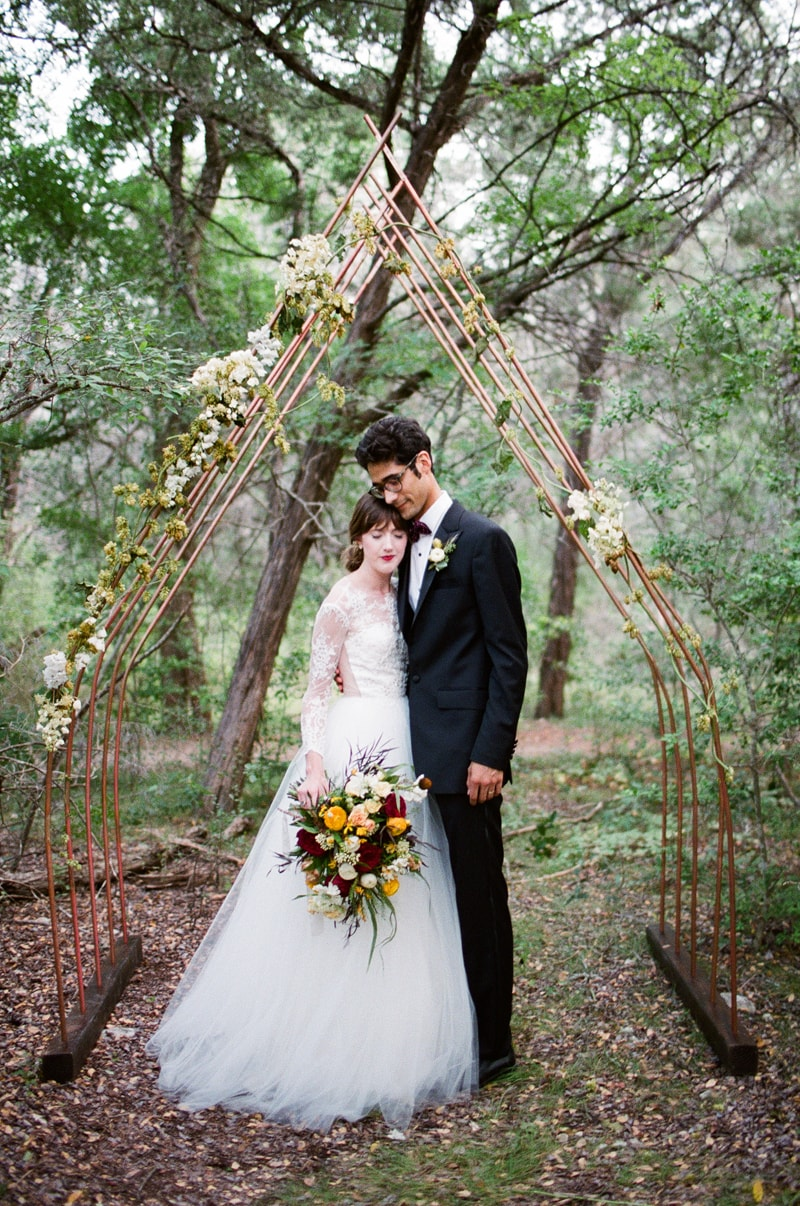 fall inspired styled shoot