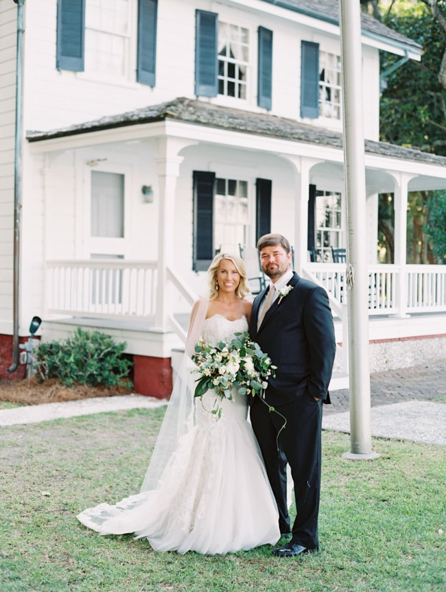 Daufuskie Island wedding