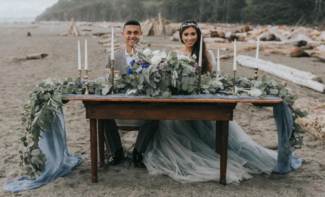 pacific wedding