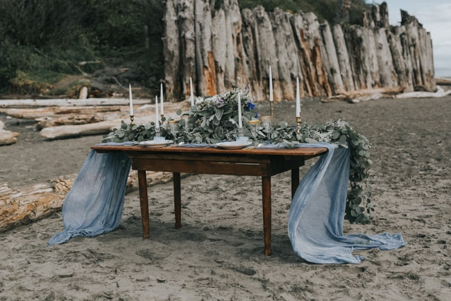pacific wedding