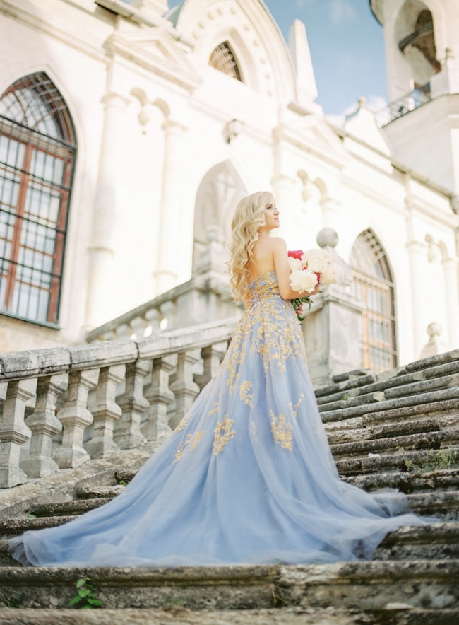 trendy bride russia