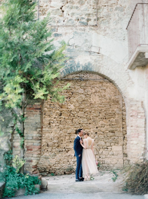Umbria Rome Italy Engagement