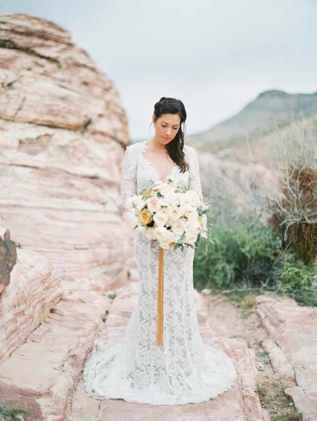 las vegas bridals