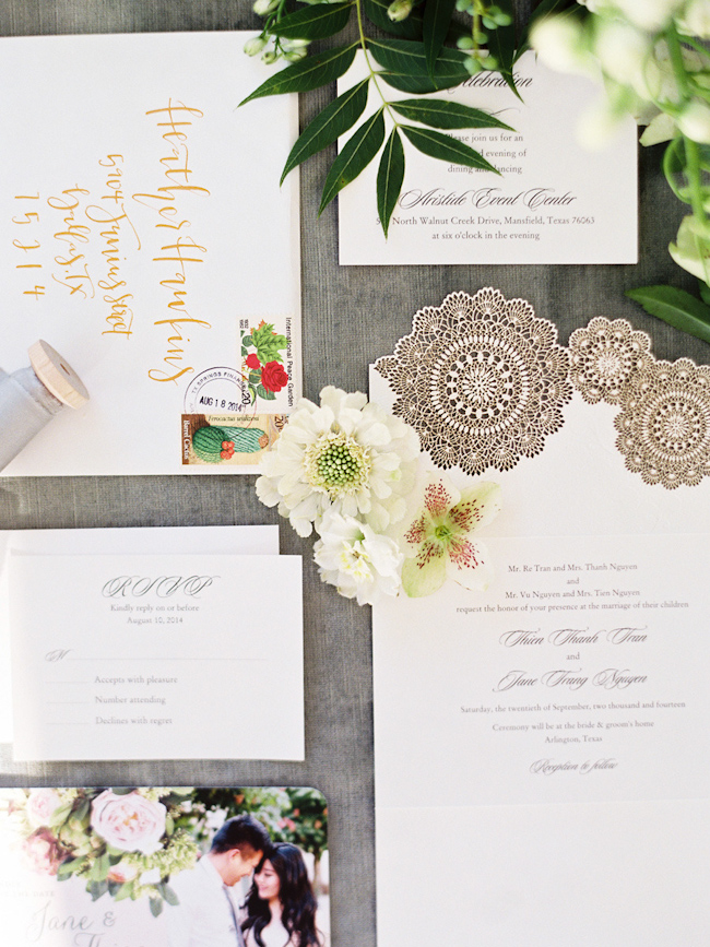 Beautiful Wedding Stationery Part I — Destination Wedding Blog