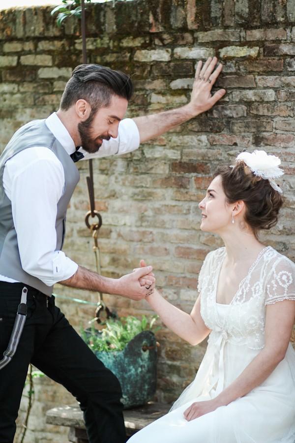 italy wedding shoot