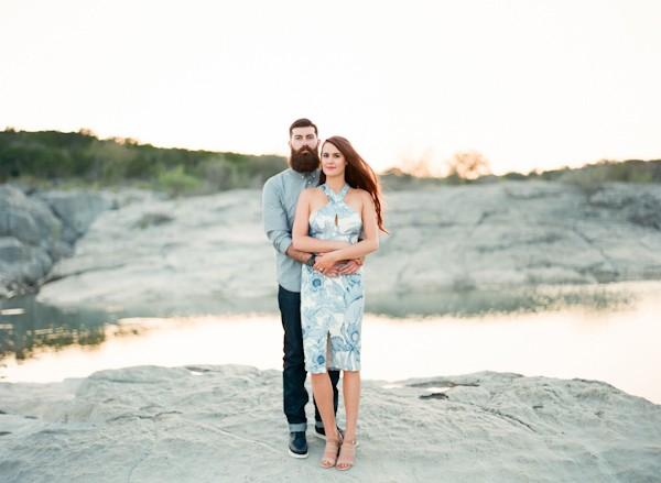 texas engagement