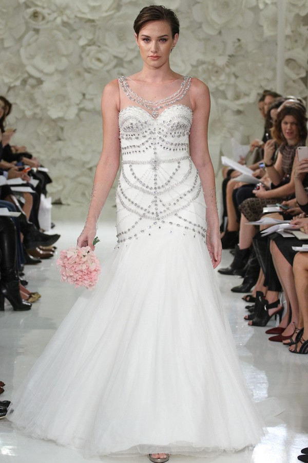 Watters Spring 2015 Bridal Gowns — Trendy Bride - Fine Art Wedding ...