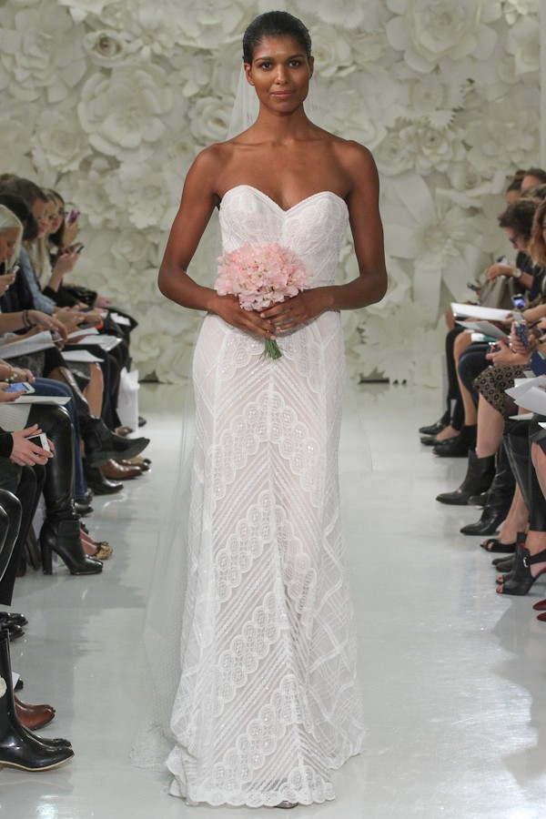 wtoo wedding dress