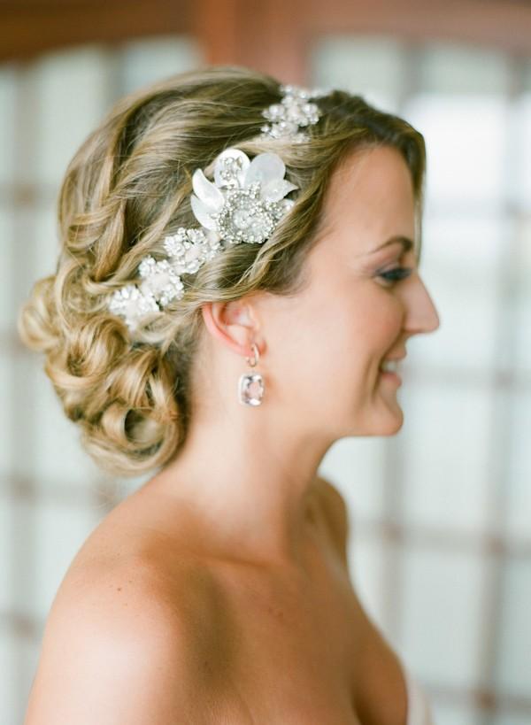 Beautiful Bridal Hairstyle Ideas Destination Wedding Blog