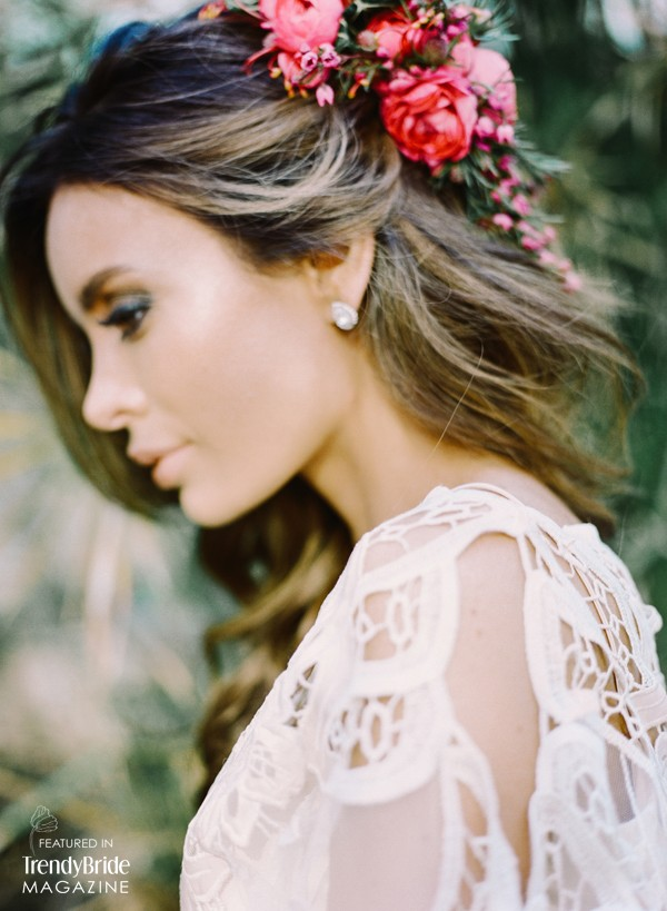 california styled shoot