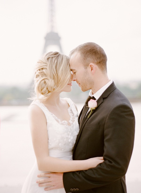 paris styled shoot
