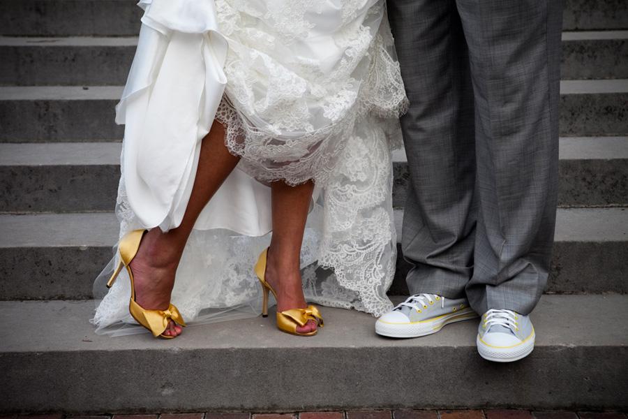 wedding shoes idea