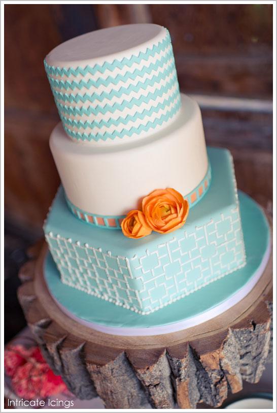 Modern Wedding Cakes Trendy Bride Fine Art Wedding Blog