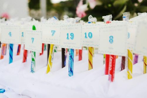 Unique Wedding Table Number Ideas Trendy Bride Fine Art Wedding
