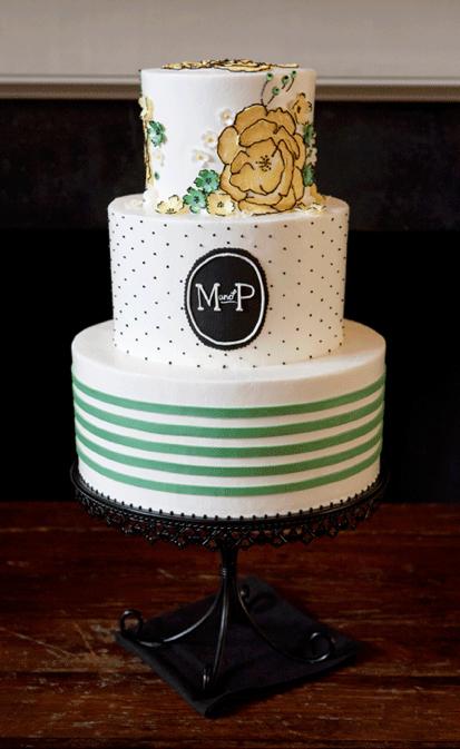 green-white-and-yello-mod-wedding-cake.jpg