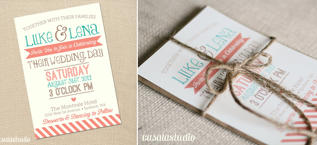 Turquoise And Coral Wedding Inspiration Trendy Bride Fine Art