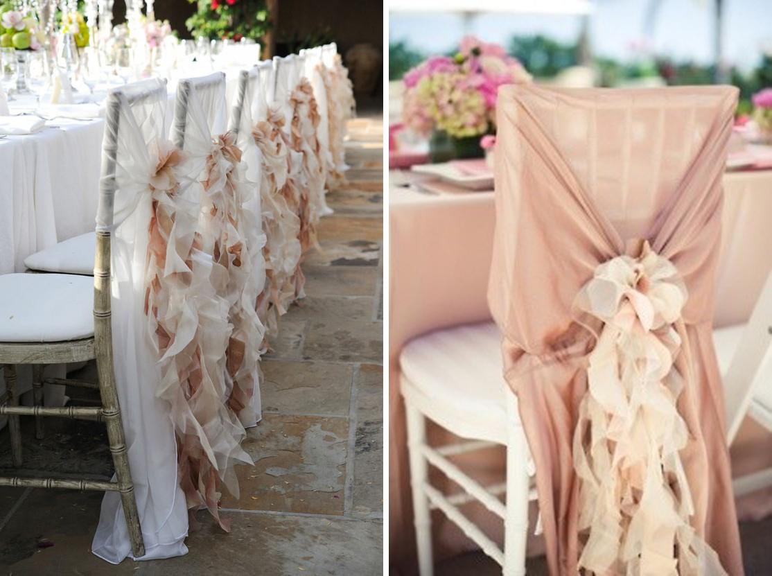 Cheap Wedding Chair Covers >> Beautiful Chair Cover Options Destination Wedding Blog Honeymoon