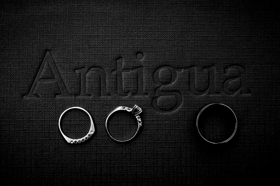 antigua ring shots