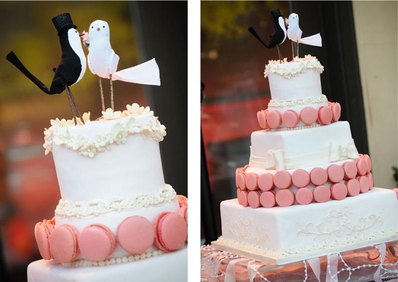 blush-macaroons-on-bird-wedding-cake.jpg