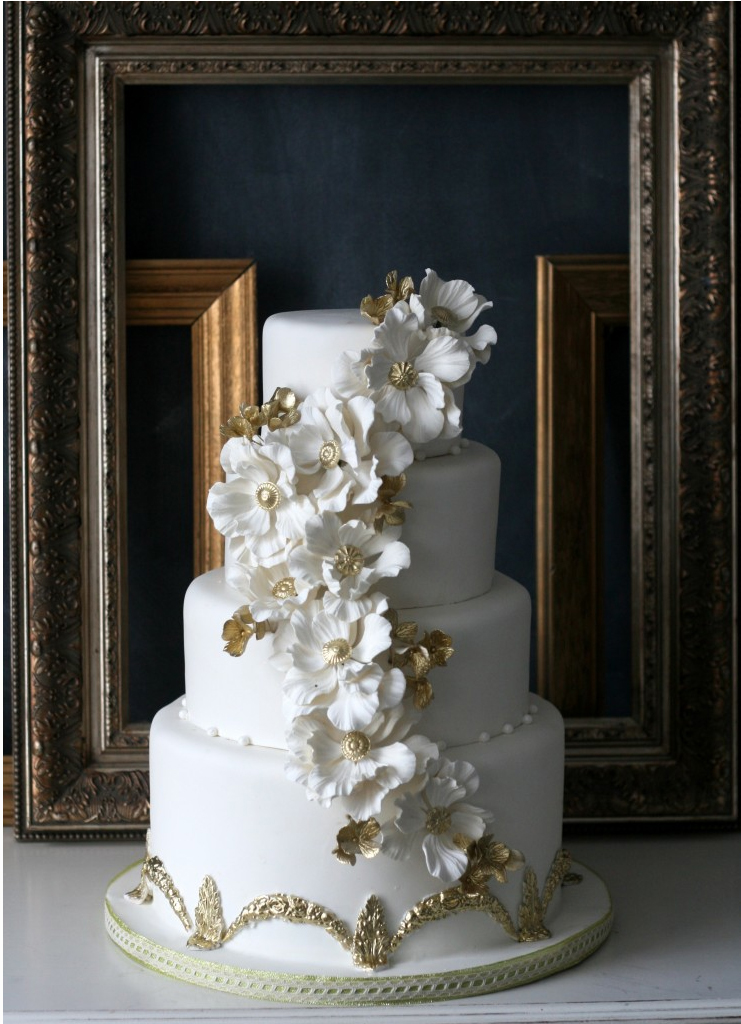 gold-and-white-wedding-cake-the-caketress1.jpg