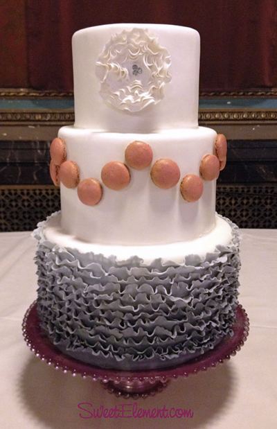 macaroon-on-modern-ruffle-cake.jpg