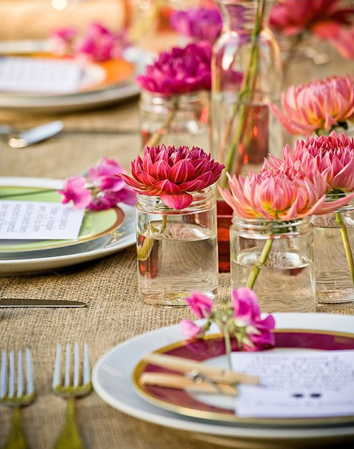 Simple Wedding Flower Centerpieces Trendy Bride Fine Art Wedding