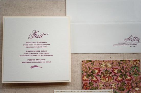 Unique Fall Wedding Invitation Ideas Trendy Bride Fine Art