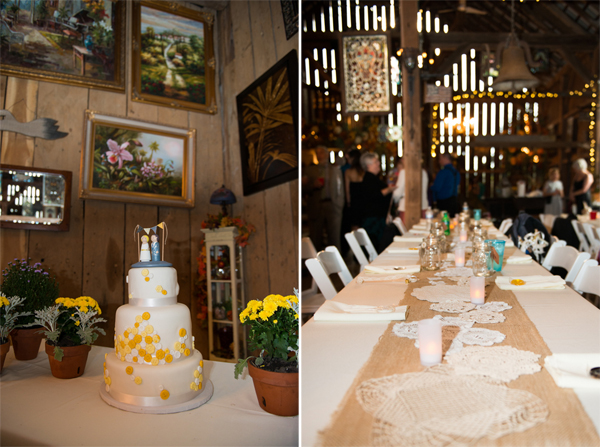 rustic maryland wedding