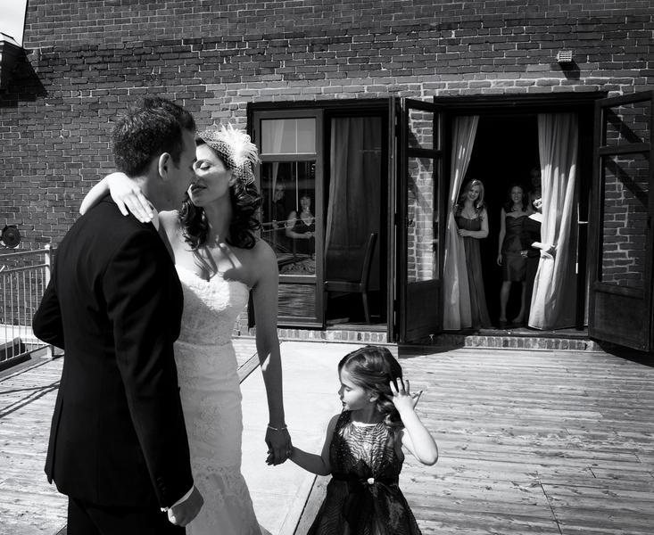 montreal canada real wedding