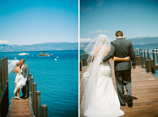 homewood california real wedding