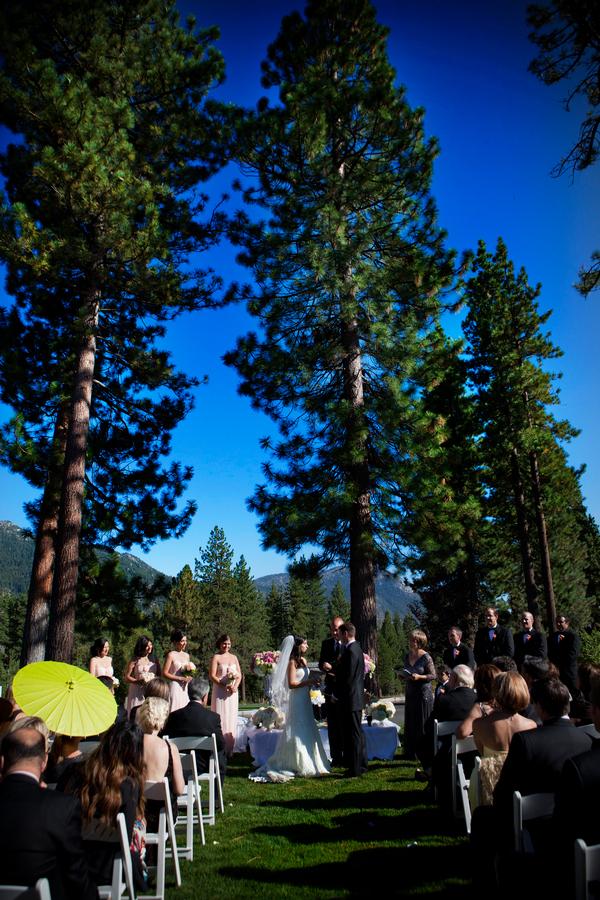 incline village nevada wedding